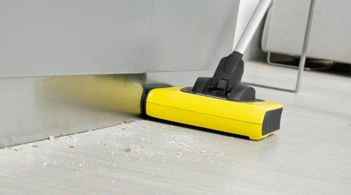 Karcher K65 Plus Cordless Electric Floor Sweeper Carpet