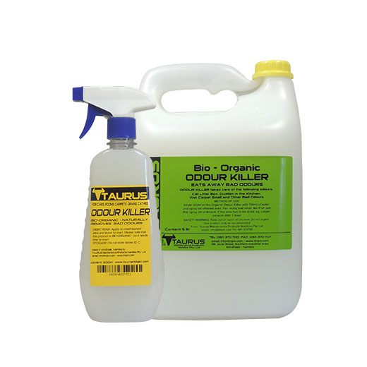Bio Organic Odour Killer 15 B Taurus Green Mate Chemicals